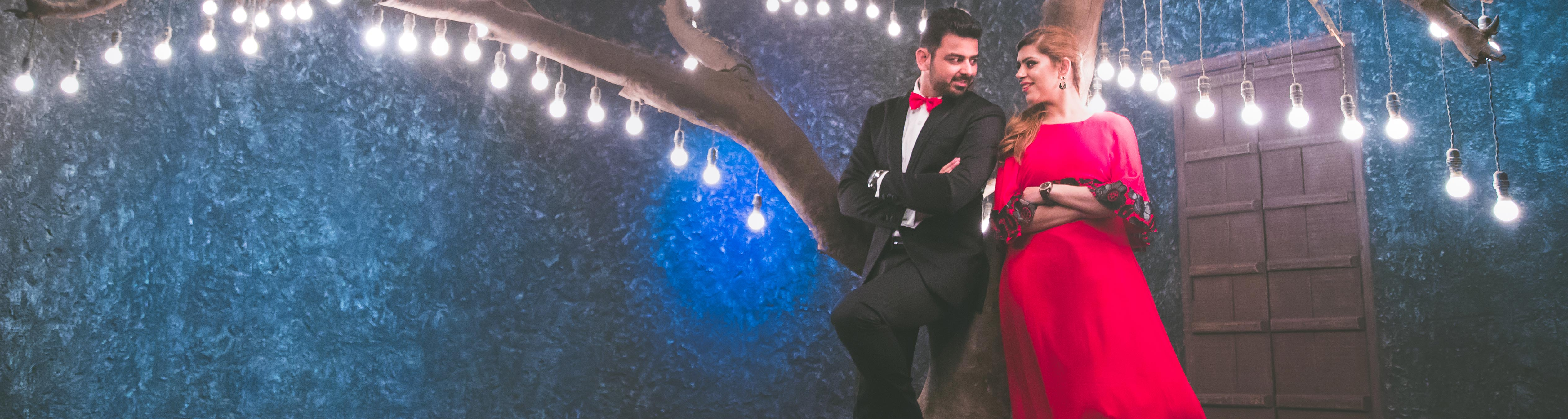 The Most Romantic Pre Wedding Story of Hitesh & Himanshi at The Perfect Location