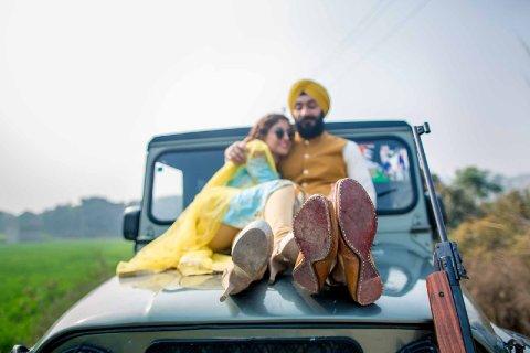 Dilpreet & Saranjeet | Pre wedding