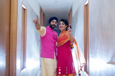 Sahib & Harnoor | Pre wedding