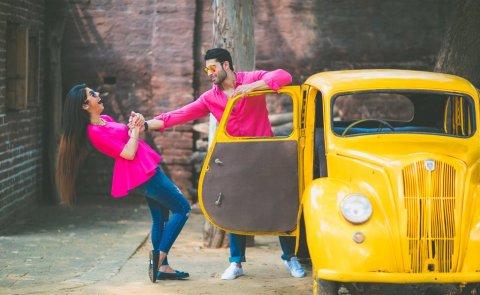Deepika & Love | Prewedding