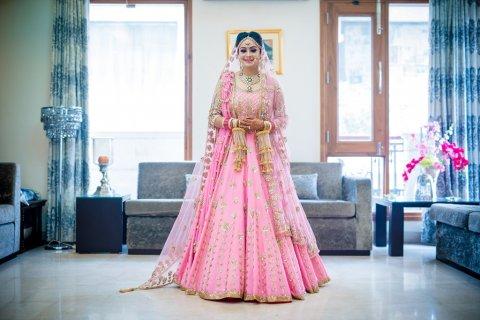 Jasmeet & Abhiraj | Wedding