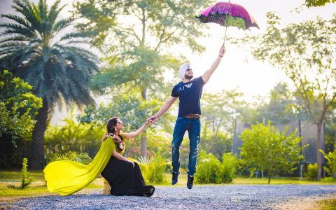 Ishleen & Japdeep | Prewedding